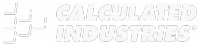 Calculated Industries Home Page