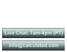 Calculated.com Contact Information