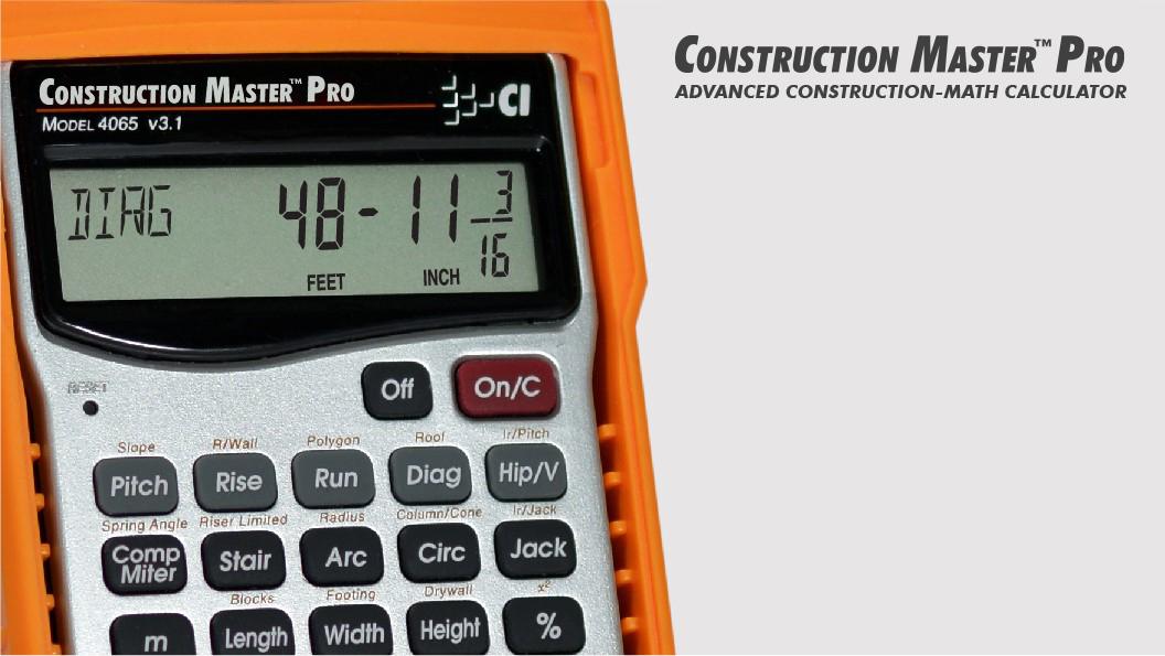 Construction Master Pro