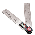AccuMASTER Digital 7 Inch Angle Finder Ruler