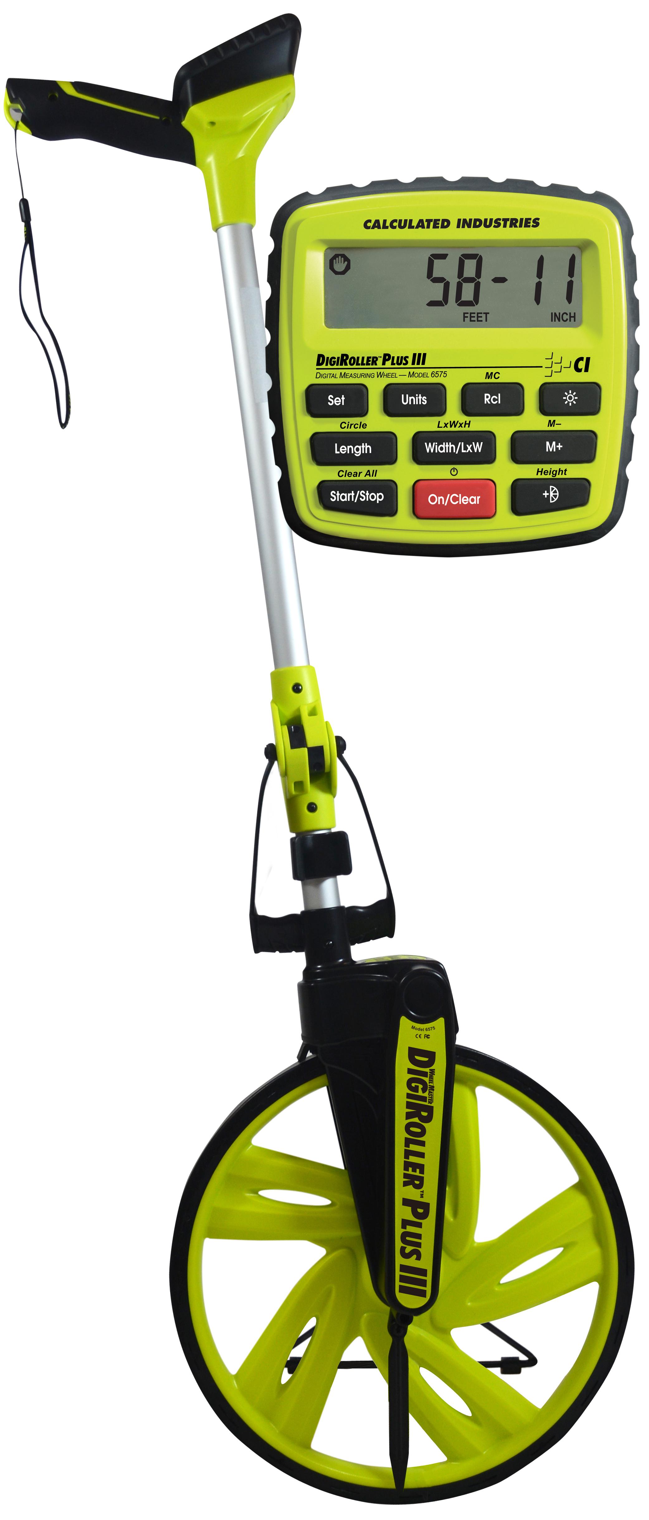 DigiRoller Plus III | Measuring Tools | Calculated Industries