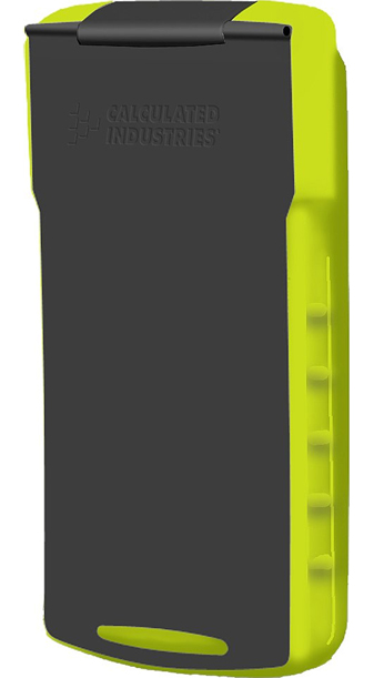 Armadillo Gear Hard Case - Green and Black
