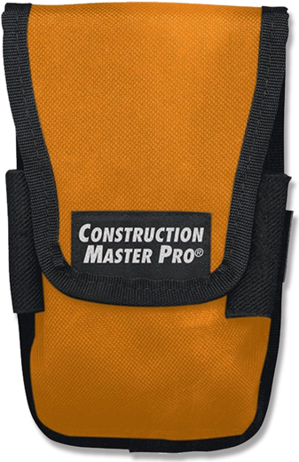 Armadillo Gear Soft Tool Belt Case - Orange and Black