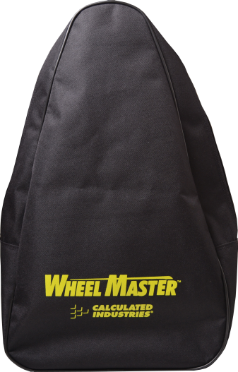 Backpack Carrying Case for Wheel Master Pro and Wheel Master Classic